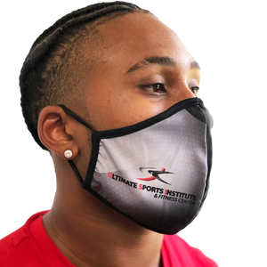 Double Layered Face Mask (In-store Only)