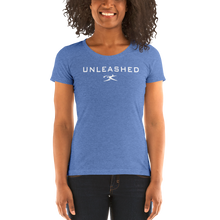 Load image into Gallery viewer, Unleashed Tri-Blend T-shirt
