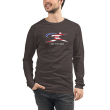 "Load image into Gallery viewer, The ""United"" Long Sleeve Tee"