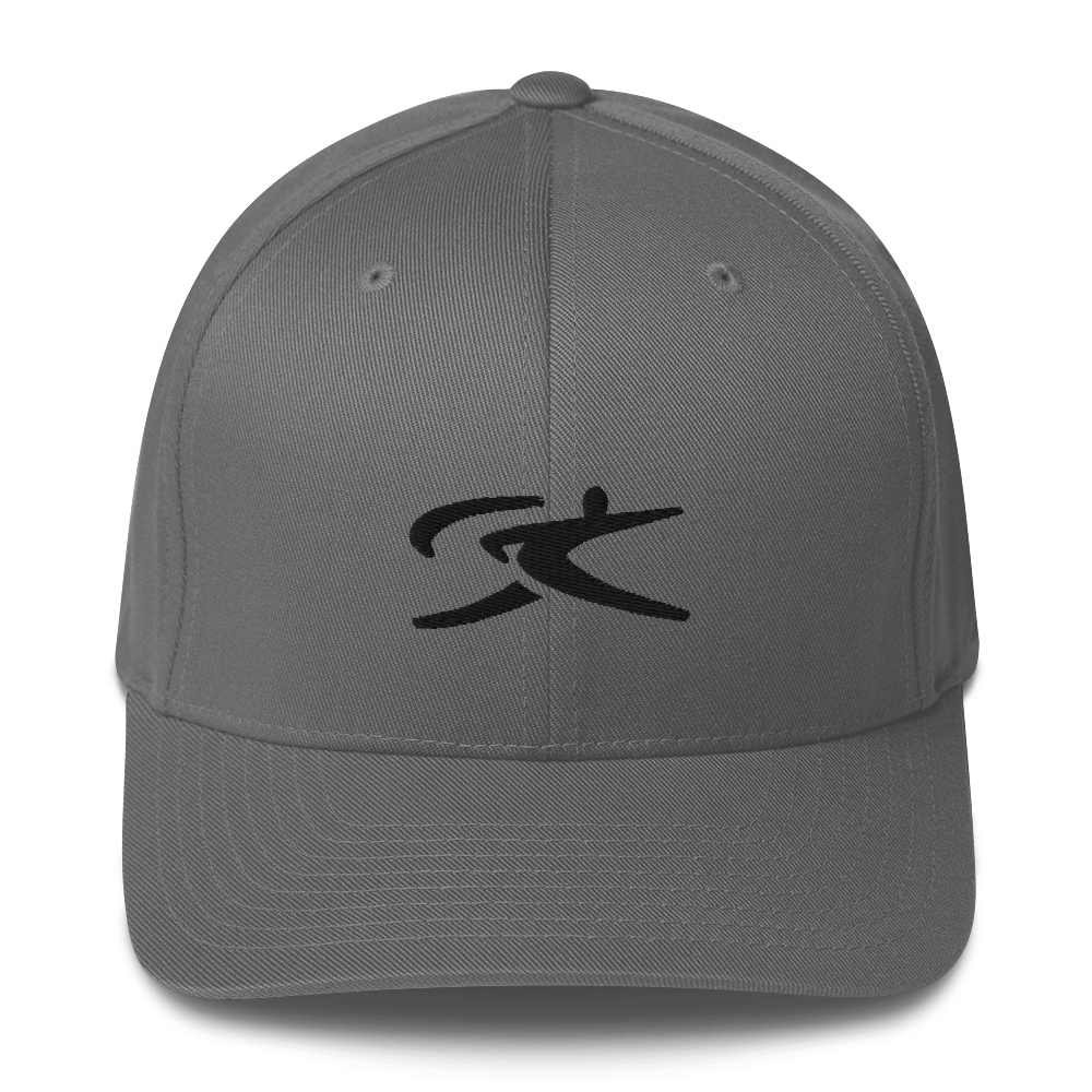 FlexFit Closed Back Structured Hat (5 colors)