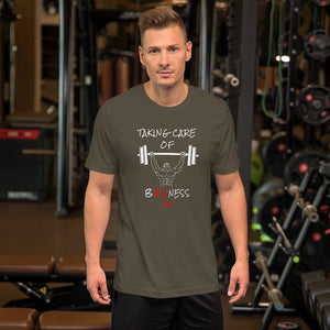 TCB Short-Sleeve Athletic T-Shirt (5 colors)