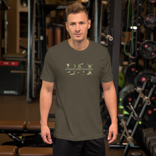 Load image into Gallery viewer, Camo Athletic Tee (6 colors)