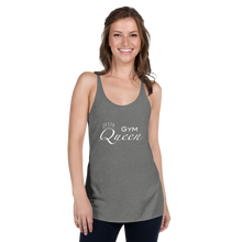 Load image into Gallery viewer, Gym Queen Premium Racerback Tank (11 colors)