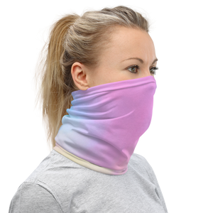 Cotton Candy Neck Gaiter