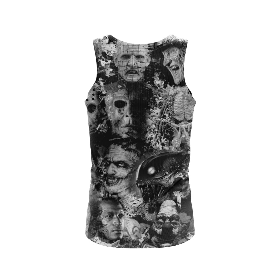 Horror Nightmares - Tank Top