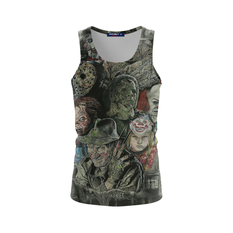 Legends Of Horror - Tank Top