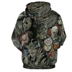 Legends Of Horror - Hoodie