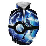 Mewtwo Ball - Hoodie