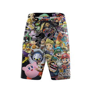 Super Smash Brawl - Shorts