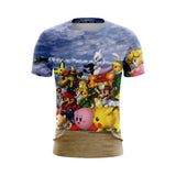 Super Smash Melee - T-Shirt
