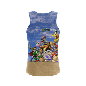 Super Smash Melee - Tank Top