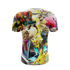 Bowser Smash Showdown - T-Shirt