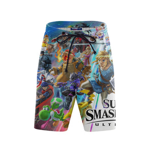 Super Smash Ultimate - Shorts