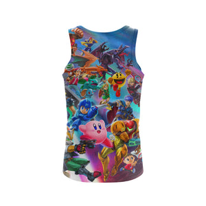 Super Smash Ultimate - Tank Top