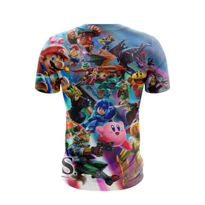 Super Smash Ultimate - T-Shirt