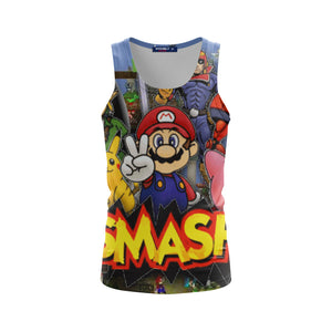 Super Smash - Tank Top