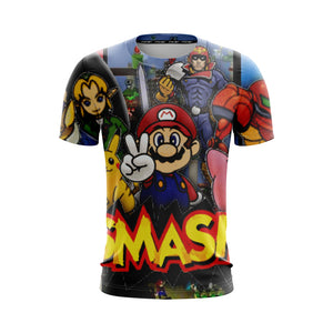 Super Smash - T-Shirt