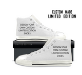 Custom Canvas High Top - Shoes