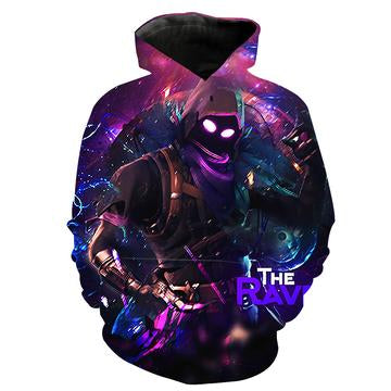 The Raven Fortnite - Hoodie