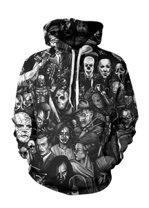 Horror Movie Legends - Hoodie