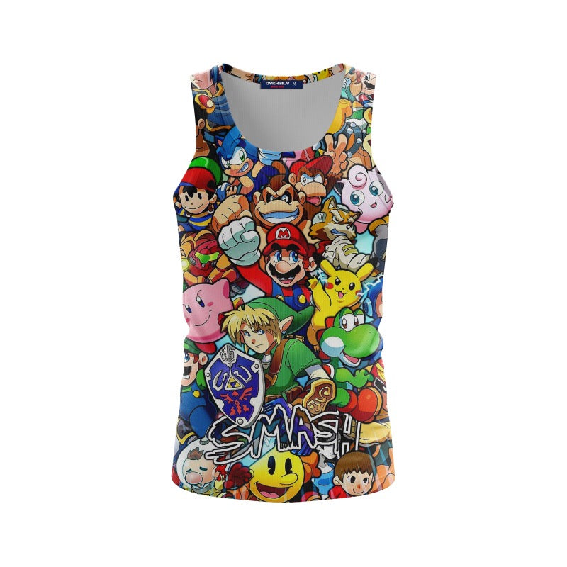 Masters Of Smash - Tank Top