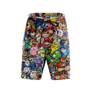 Masters Of Smash - Shorts