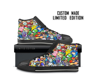 Masters Of Smash - Shoes