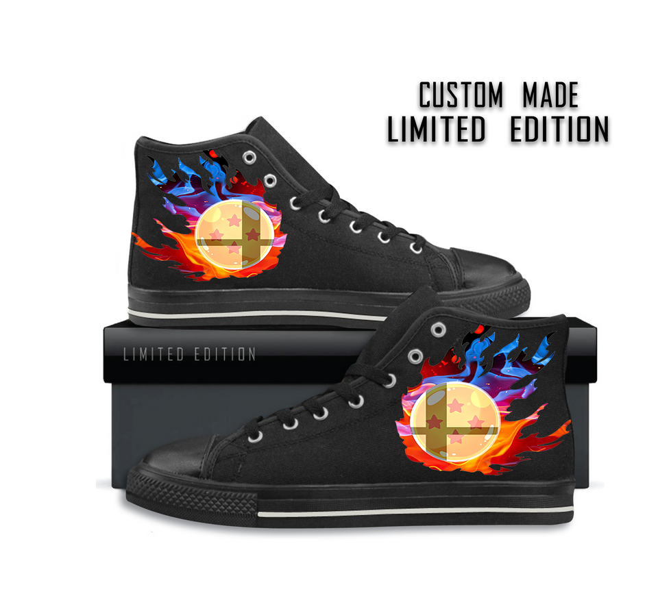 Super Smash Ball Z - Shoes