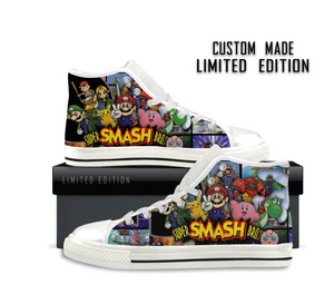 Super Smash Bros. - Shoes