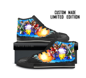 Super Smash Bros. Wii U - Shoes