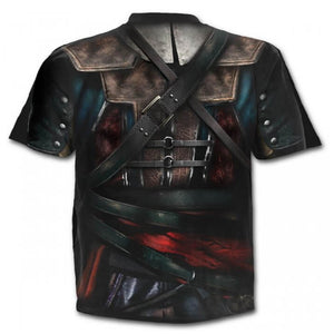Pirate Gunslinger 3D - T-Shirt