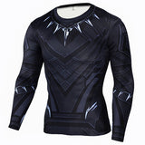 Panther Suit - Compression Long Sleeve