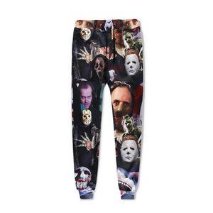 Horror Movie Killers - Sweatpants