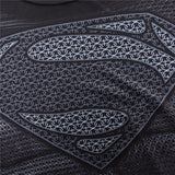 Black Superman - Compression T-Shirt