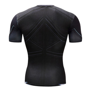 Lightning Suit - Compression T-Shirt