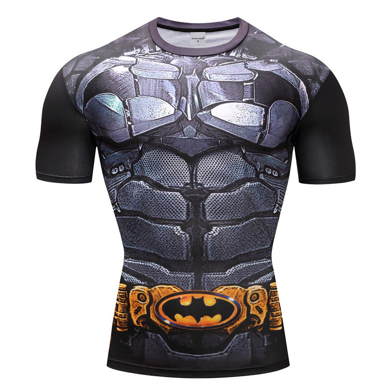 Bat Suit - Compression T-Shirt
