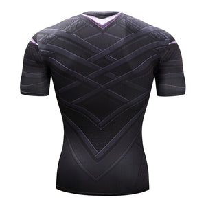 Panther Suit - Compression T-Shirt