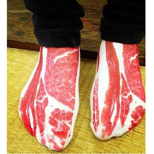 Raw Bacon - Socks