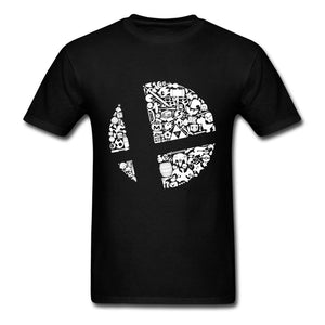All Things Super Smash Bros. - T-Shirt