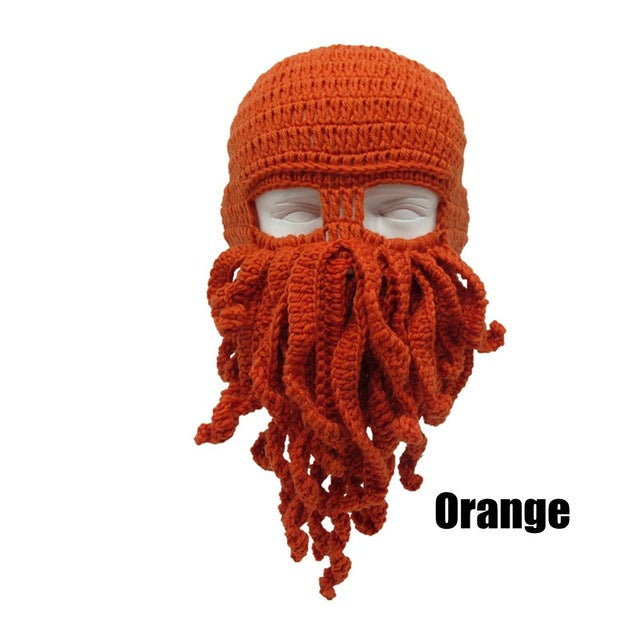 Squid Ski Mask