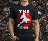 The Knee Captain Falcon Super Smash Bros. - T-Shirt