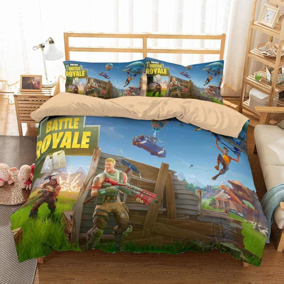 Fortnite Battle - Bedding Set