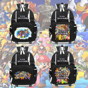 Super Smash Bros. - Backpacks