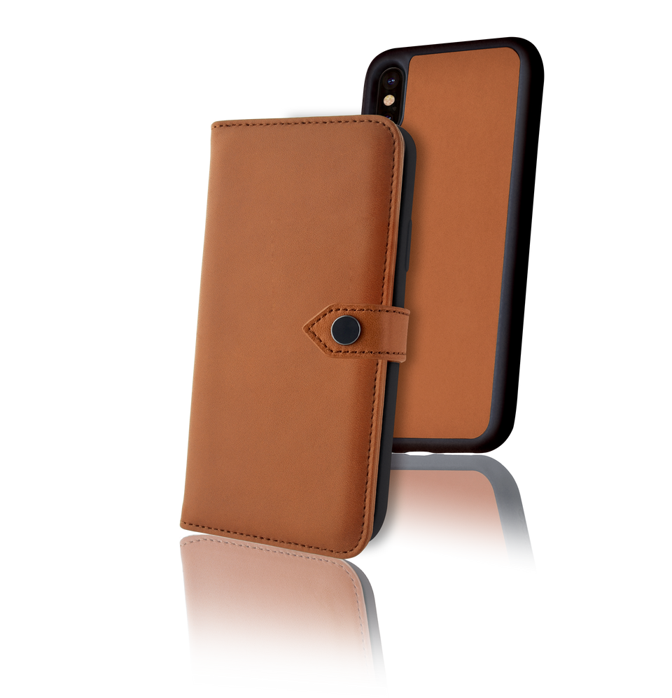 2 in 1 Wallet & Case for iPhone Xs