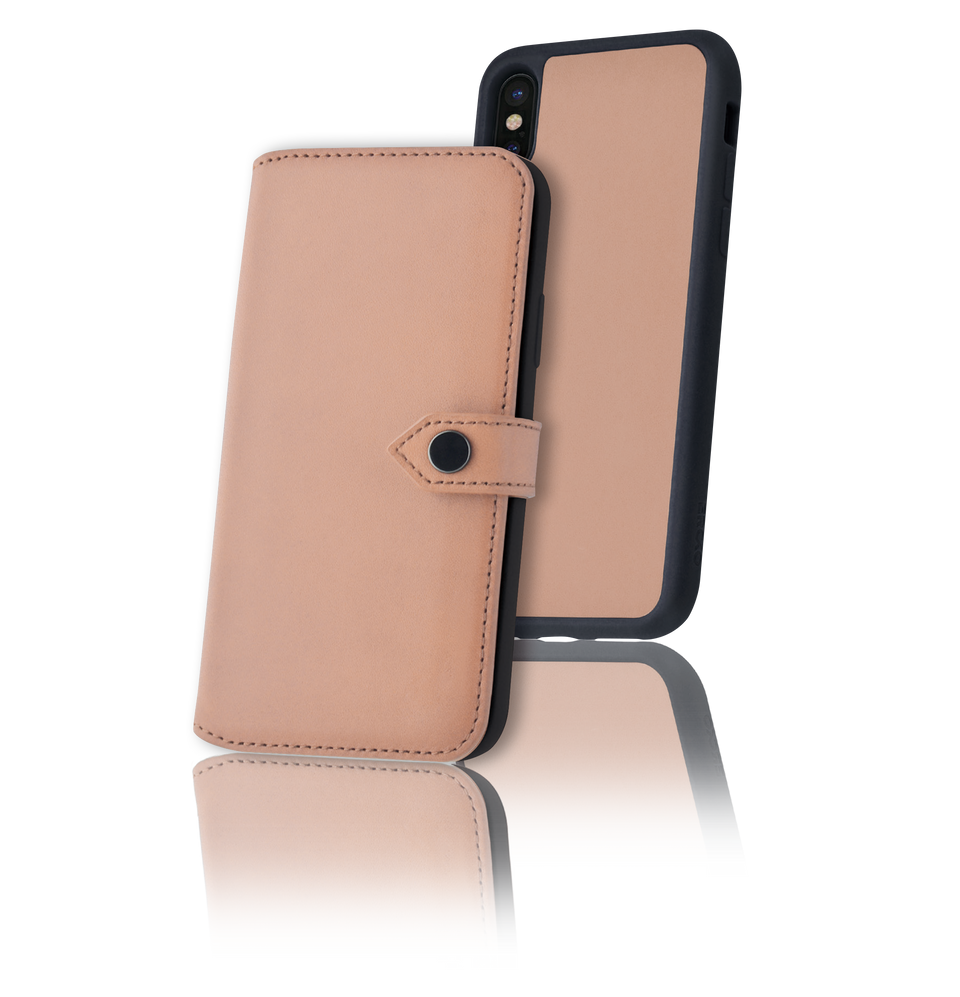 2 in 1 Wallet & Case for iPhone Xs Max
