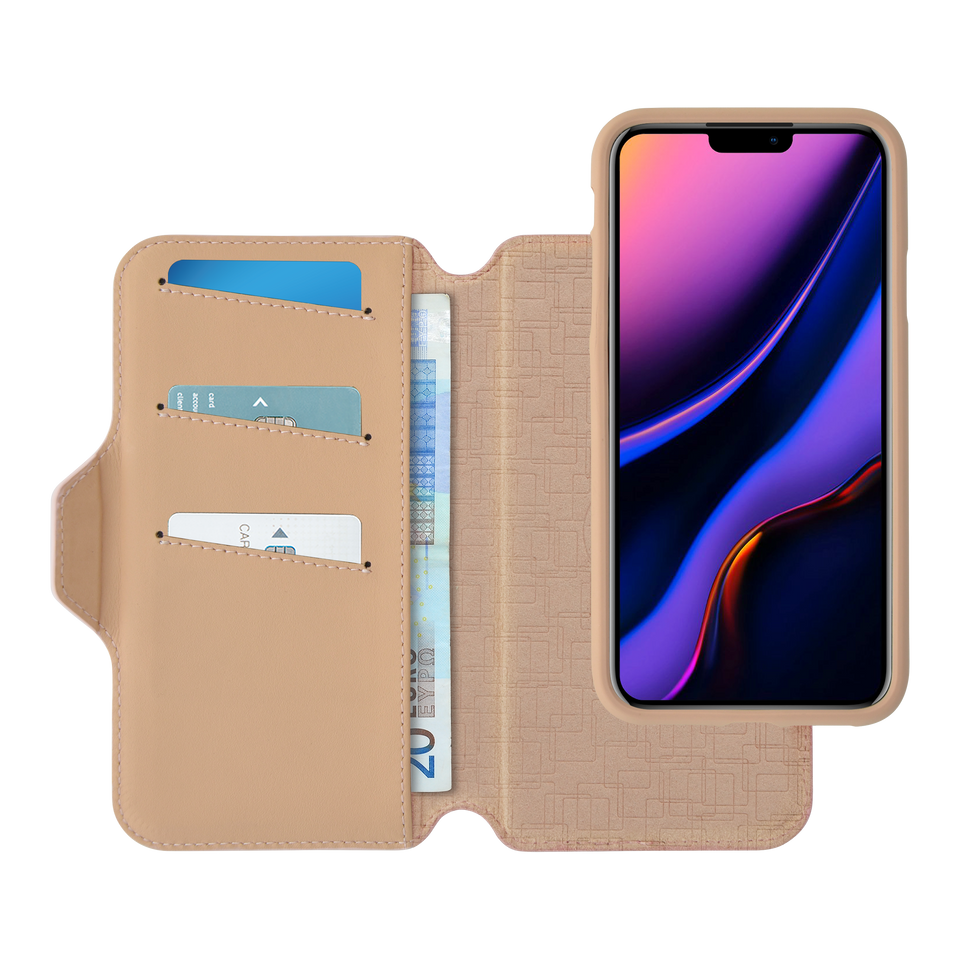 2 in 1 Silicone Case & Wallet for iPhone 11 Pro Max
