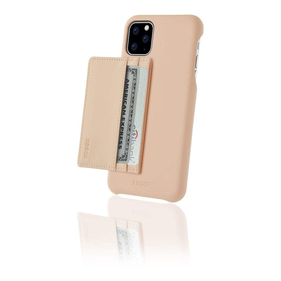 2 in 1 Slim Wallet & Case for iPhone 11 Pro
