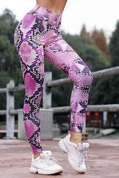 ❤️ONLY $19.99❤️Snake Print High Waist Leggings - BestLittleThing