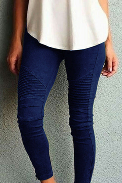 100% Elastic Cotton Slimming & Shaping Pants - BestLittleThing