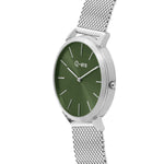 ISABELLA THE GREATEST Mesh Silver Green/Silver